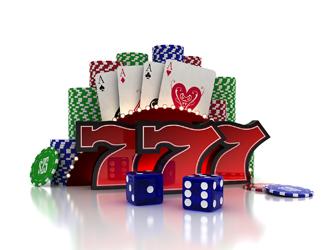 casino 777 liten Casinozonen